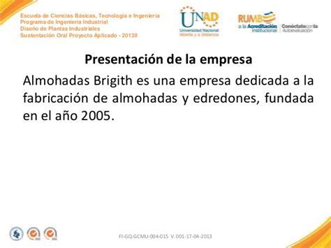 almohadas brigith presentacion almohadas brigith