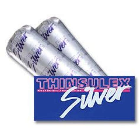 silver bead insulation 30mm thinsulex tlx silver multi foil insulation air