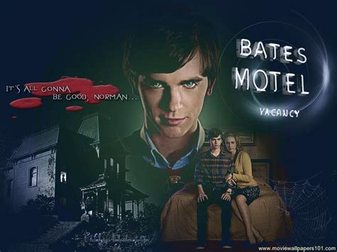 Bates Bates Bates Motel Wallpaper 1024x768 Moviewallpapers101