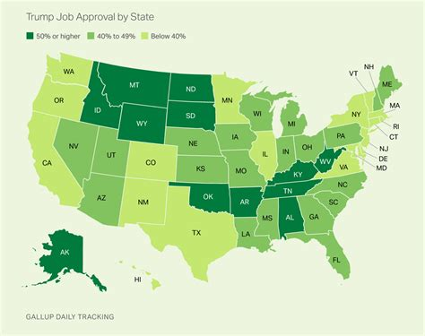 St Of Approval by S Approval Highest In West Virginia Lowest In Vermont
