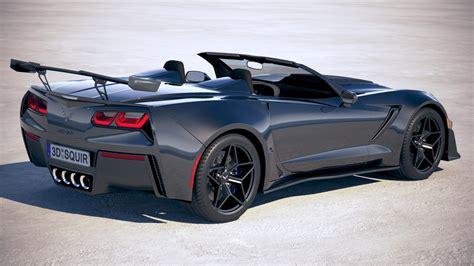 2019 Chevrolet Corvette Zr1 by Chevrolet Corvette Zr1 Convertible 2019