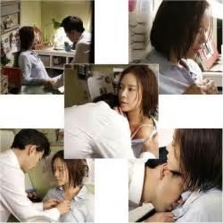 so ji sub nose kiss quot secret love quot hwang jung eum shares emotional kiss scene