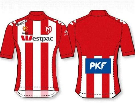 design jersey kappa new melbourne heart home kit 2012 13 kappa melbourne