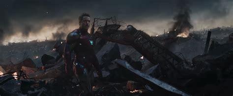 avengers endgame trailer learned time