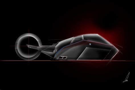 future bmw motorcycles bmw titan motorcycle concept hiconsumption