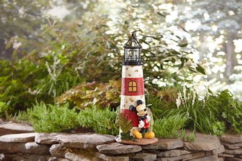 disney 25 5 quot lighthouse statue featuring mickey