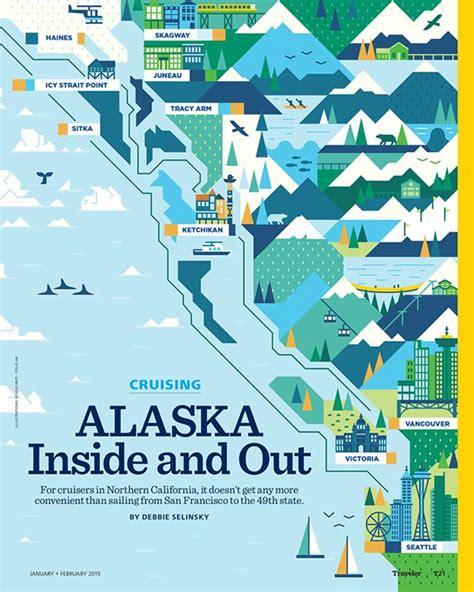 design graphics alaska 1000 images about fun maps on pinterest big thing san