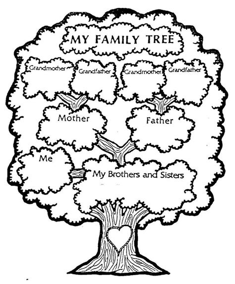 family tree a novel 25 best ideas about family tree worksheet on