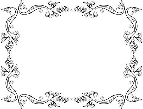 wedding invitation border designs png wedding border png file png mart