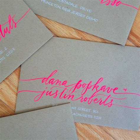 what is the best pen for addressing wedding invitations 17 best ideas about calligraphy envelope on