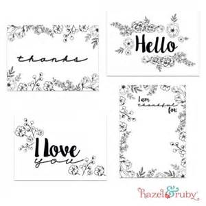 color your own greeting cards free printable hazel ruby