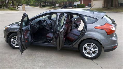 2012 ford focus sel hatchback seat covers 2012 ford focus hatchback cargo space car pictures