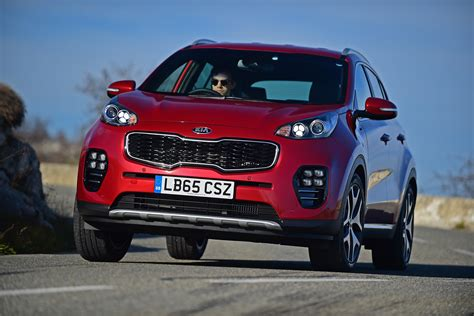 Kia Sportage 2 Review Kia Sportage 1 6 T Gdi 2016 Review Auto Express
