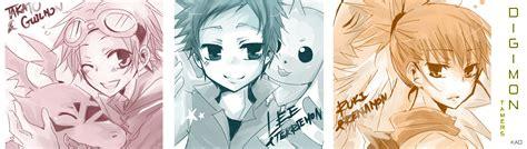 Komik Digimon Tamers Second digimon tamers by kaokmchan on deviantart