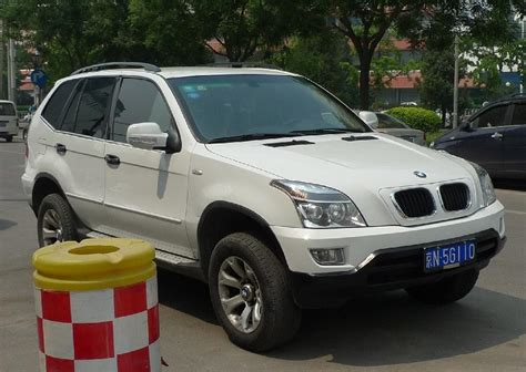 bmw x5 copy china umbaukit fr quot echten quot bmw x5 look fr 75 autoblog