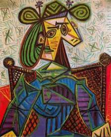 dora maar in an armchair 1000 ideas about pablo picasso on pinterest picasso art