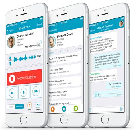 entrada medical transcription nextgen mobile solutions reviews and pricing 2018