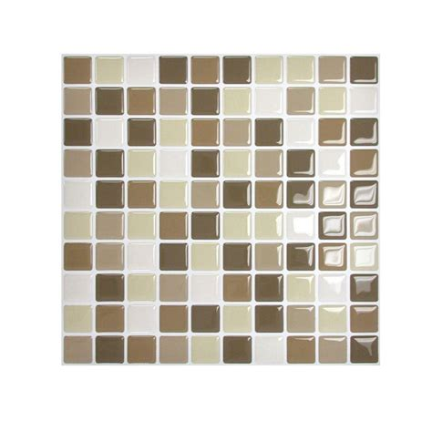 Backsplashes Countertops Backsplashes The Home Depot Home Depot Mosaic Backsplash