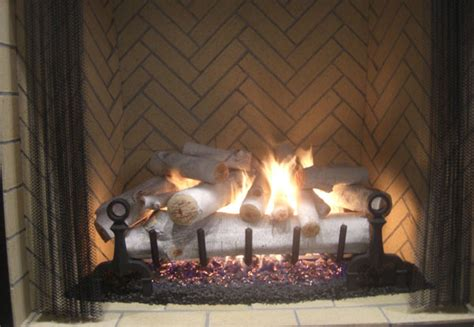Gas Fireplace Repair Los Angeles fireplace glass ceramic gas logs glass orange county los angeles ca installation repair
