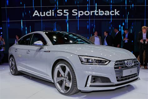 nardo grey s5 2017 audi s5 sportback looks like a shark thanks to nardo