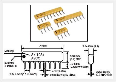 resistor y network anr series thick resistor networks id 3763662 product details view anr series thick