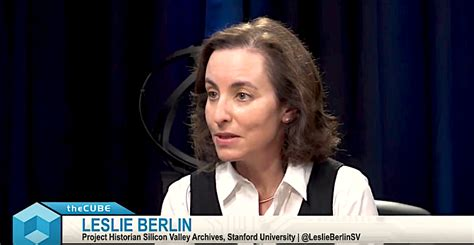 Troublemakers Silicon Valley S Coming Of Age the troublemakers who built silicon valley a conversation with author leslie berlin
