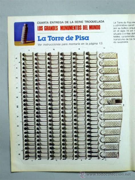 maqueta de la torre de pisa apexwallpapers com recortable la torre de pisa los grandes monumen comprar