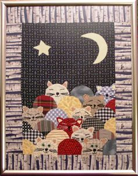 Blue Cats Patchwork - 1000 images about clam shells quilting on
