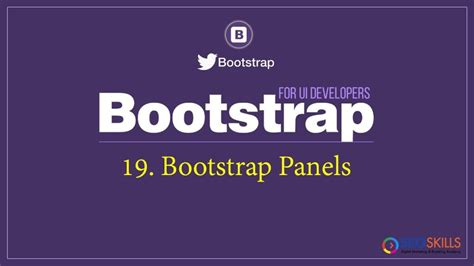 Bootstrap Tutorial In Telugu | bootstrap panel tutorial in telugu seo tutorials