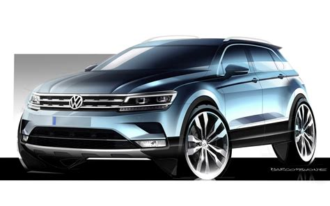 volkswagen tiguan 2016 2016 new volkswagen tiguan specs announced autos world blog
