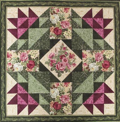 Quilt Pattern Rose | jubilee rose quilt pattern quilting pinterest