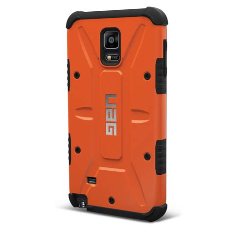 Galaxy Note 4 Uag Armor Gear Composite Screen Protector uag composite for galaxy note 4 rust uag glxn4 rst