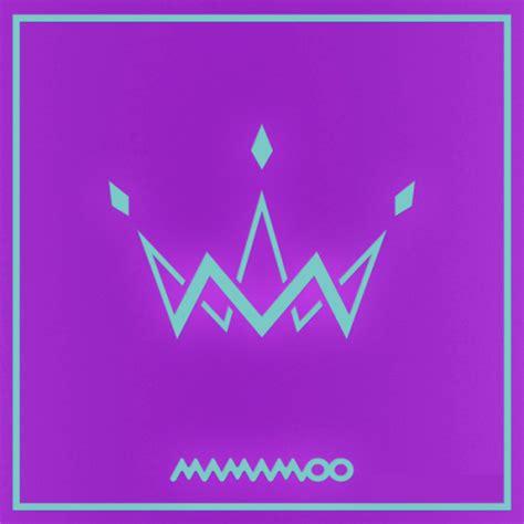 Mamamoo Purple Mint fy hwasa