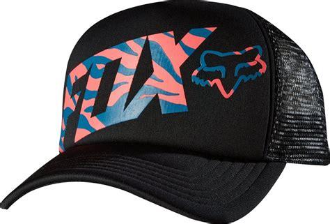 fox racing womens magnificent snapback adjustable trucker hat