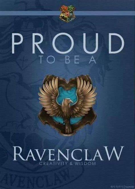 Hogwarts House Quiz Pottermore by Day 9 Favorite Hogwarts House Ravenclaw
