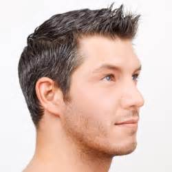 spiked hair in the front short hairstyles for men spiky hair