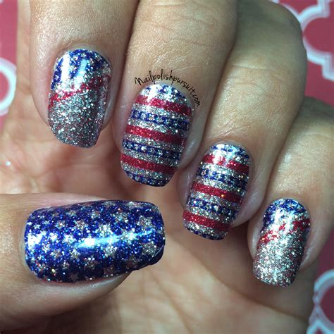 Nail Appliques by Incoco Nail Appliqu 233 S Fourth Of July Nails The Polished