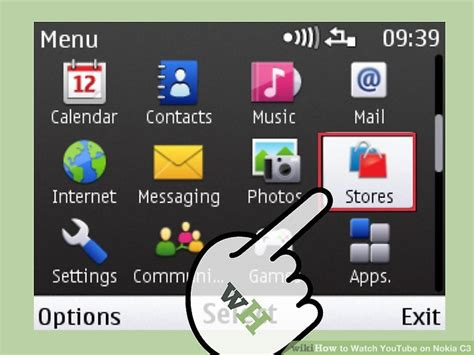 download youtube nokia c3 how to watch youtube on nokia c3 8 steps with pictures
