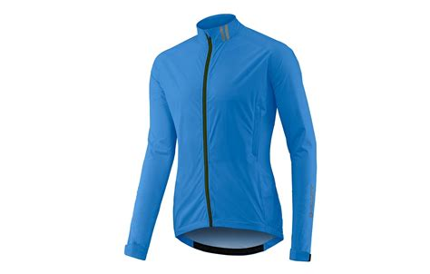 cycling jacket blue giant proshield rain jacket blue h2 gear