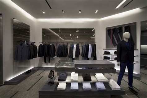 zegna introduces   north american store  los