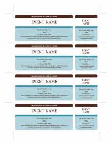 fashion show ticket template event tickets templates office fundraising ideas