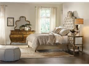 Tufted Bedroom Furniture Sanctuary King Tufted Bed Bling 3016 90865