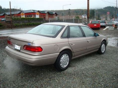 books on how cars work 1993 ford taurus parking system 1993 ford taurus pictures cargurus