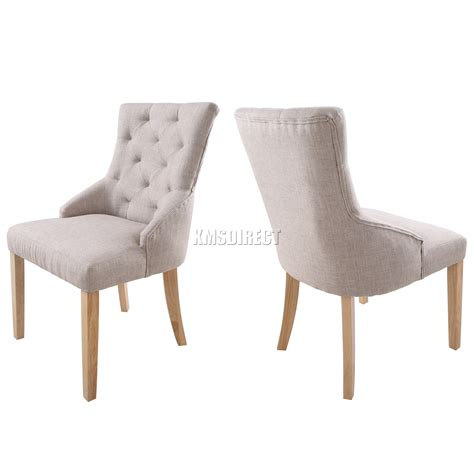 office dining chairs foxhunter new linen fabric dining chairs scoop