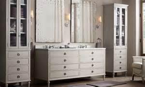 restoration hardware bathroom cabinets rooms restoration hardware