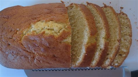 perfect pound cake recipe dishmaps