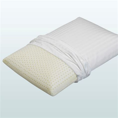 Sponge Pillow foam sleep pillow firm