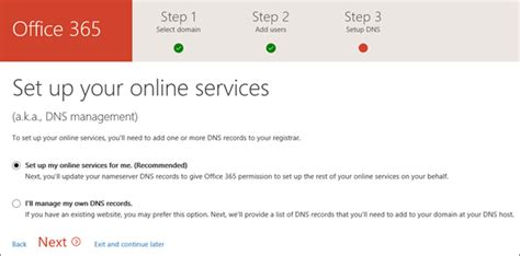 Office 365 Login Portal Godaddy Plan Your Setup Of Office 365 For Business Office 365
