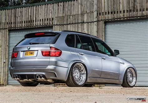 bmw stanced stanced bmw x5 e70 rear