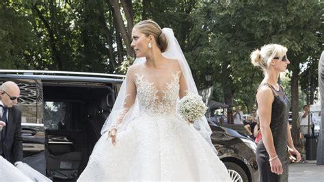 800.000 Euro Brautkleid: Kein Star toppt Victoria